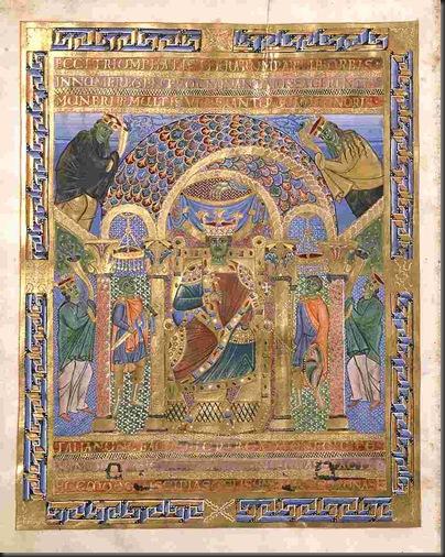 Sacramentario di Enrico II, fol. 11v